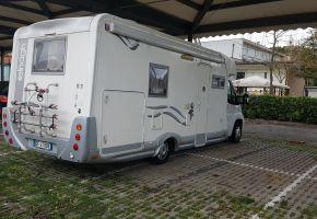 Vendita camper usati prezzi e offerte online rimini for Arredamento usato emilia romagna