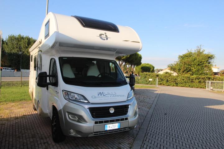 Camper Magis 95M Usato