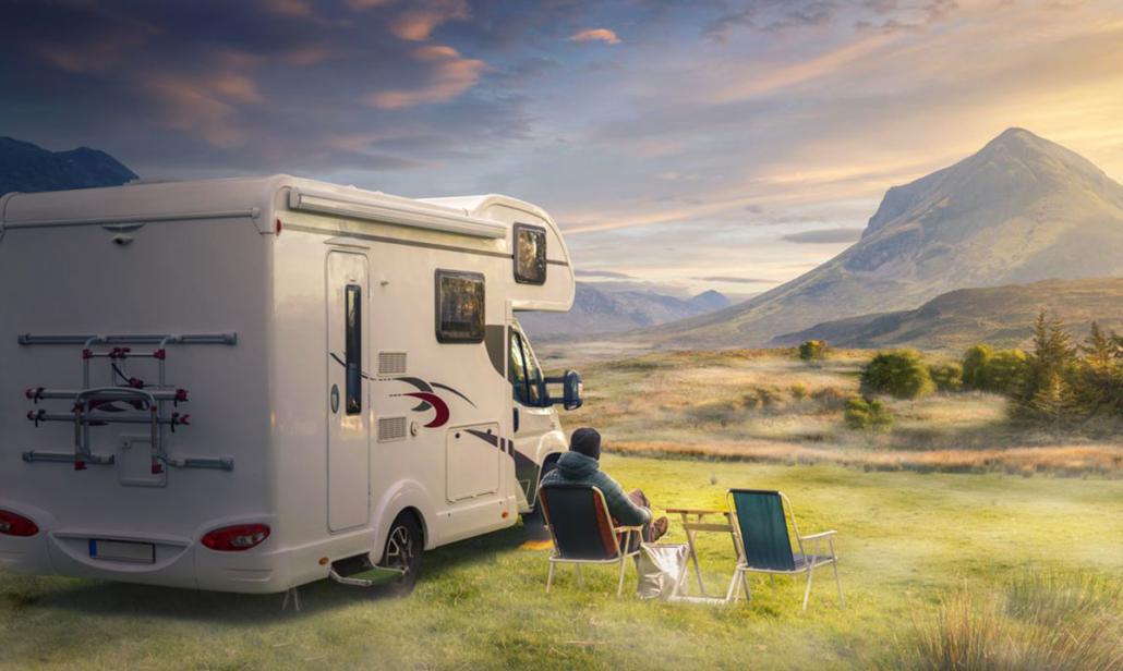Primi viaggi in camper