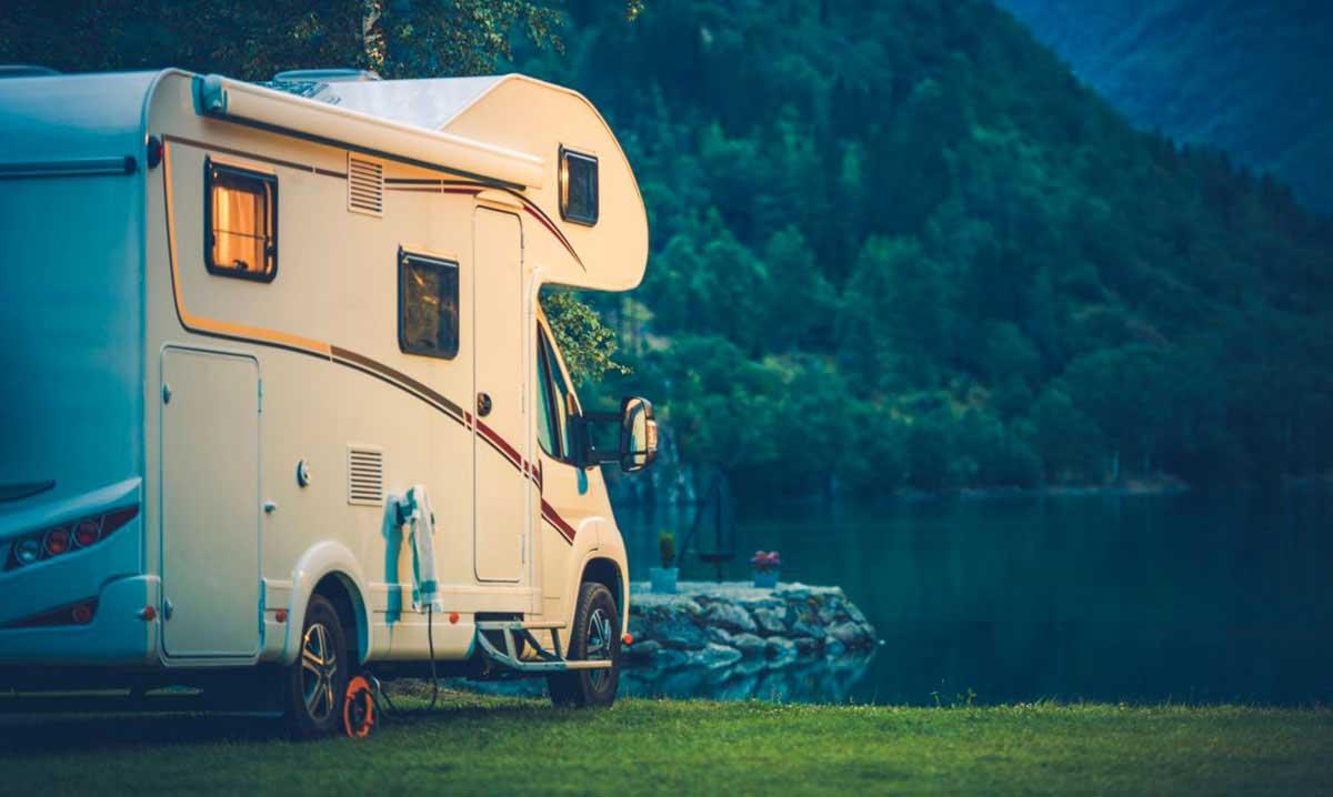 Quelli dei Camper sul lago