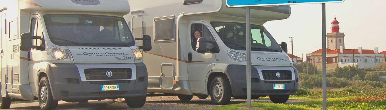 Quelli dei Camper in viaggio in camper