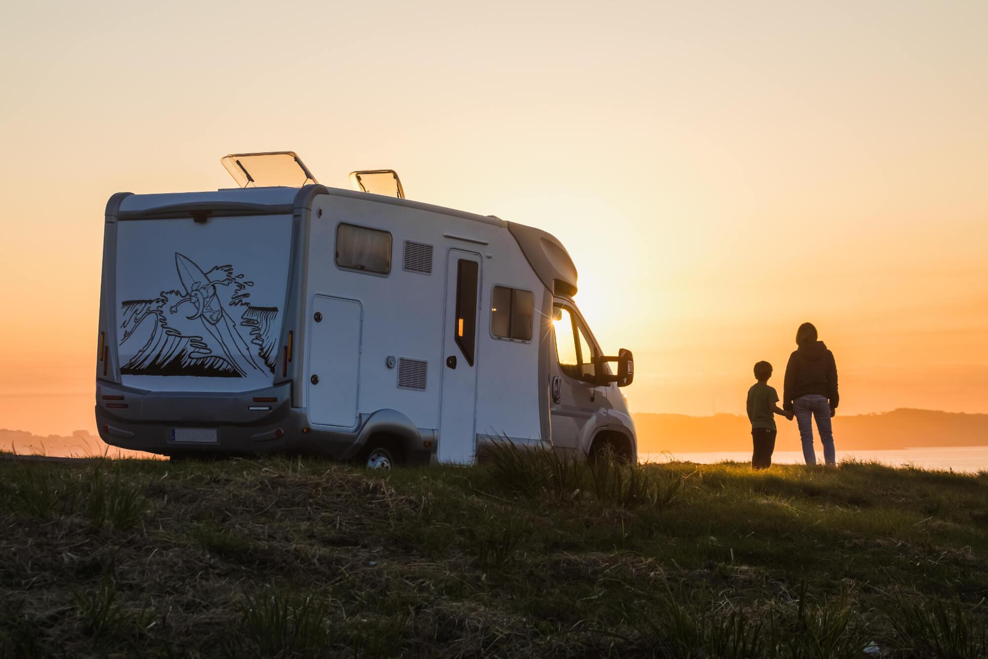 Vacanza con Camper a Noleggio