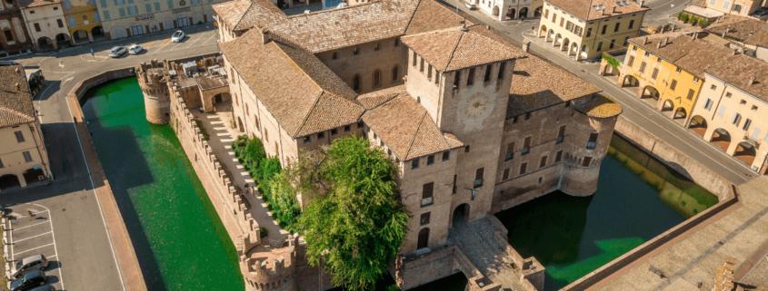 Itinerari di viaggio vicino Parma