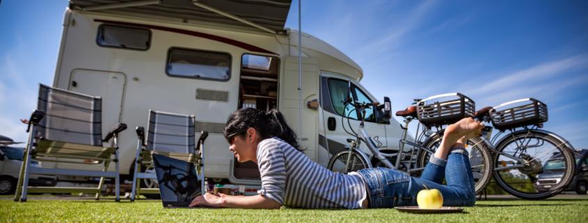 Vacanze in camper nel 2021