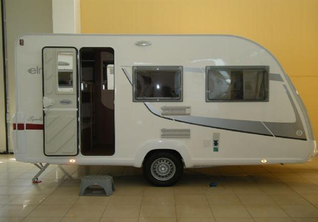 Roulotte Con Bagno E Doccia.Roulotte Caravan 4 Posti Sea Elnagh Symbol 420 Lc Prezzo Online